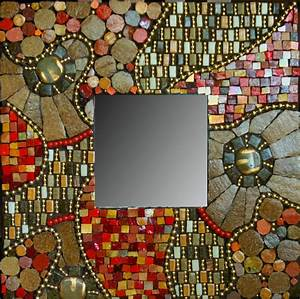 Commissioned Mirror Mosaik Spiegel Mosaik Und Spiegel
