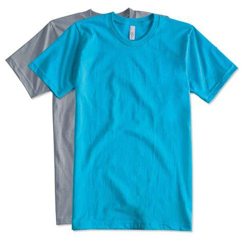 T Shirt Oceanseven A design custom printed american apparel jersey t shirts