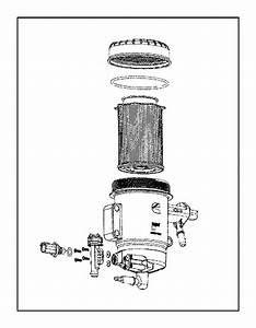 2016 Ram 2500 Filter Kit  Fuel  Water Separator  Extreme