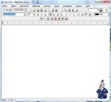 telecharger un bloc note pour le bureau 3 logiciels pour écrire des textes gratuit
