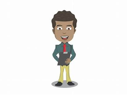 Characters Animated Powerpoint Gifer Pardon Businessman Instagram