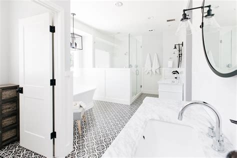 all white bathroom master bathroom reveal our home remodel the tomkat 10082