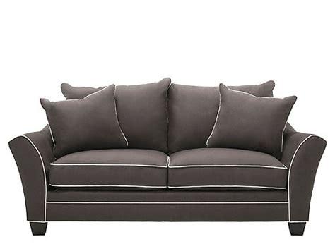 Briarwood Microfiber Sofa Dimensions by Briarwood Microfiber Sofa Wall Color To Complement Taupe