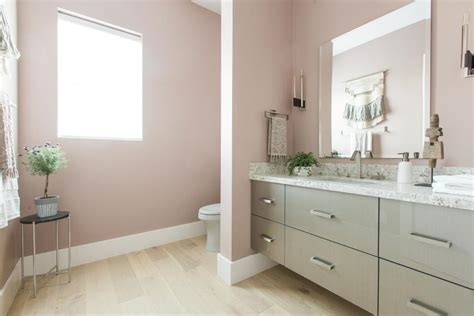 Powder Rooms : Pictures Of The Hgtv Smart Home 2017 Powder Room