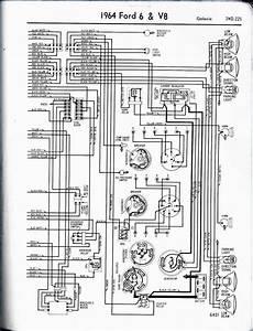 1964 Ford Fairlane Wiring Diagram  U2013 Bestharleylinks Info