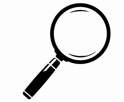 Magnifying Glass Transparent Clip Clipart Transparency Vhv