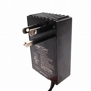 Hatch Transformers Ps12-60lbnw - 60 Watt - Electronic Low Voltage - Plug-in