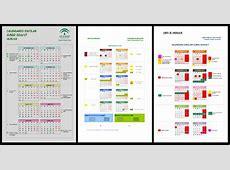 Calendarios escolares 20162017 En Andalucía y resto de