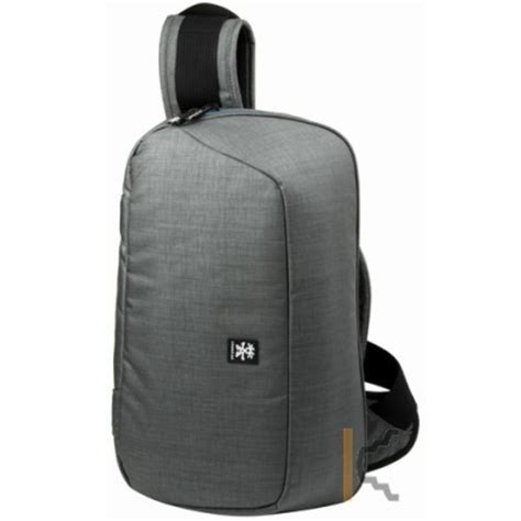 crumpler escape sling mouse grey bag ebay