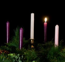 Image result for Advent Wreath 1st Week