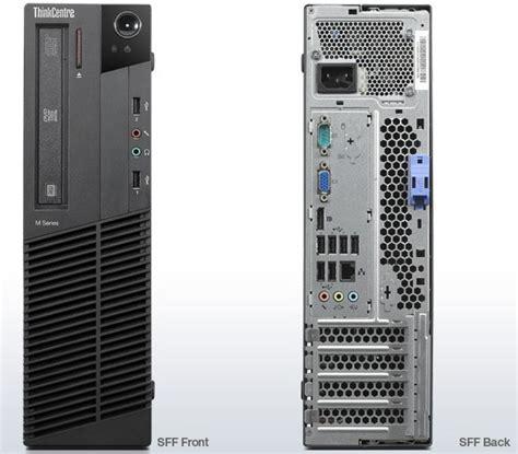 Lenovo ThinkCentre M91p SFF Quad Core i5-2400 4GB 250GB