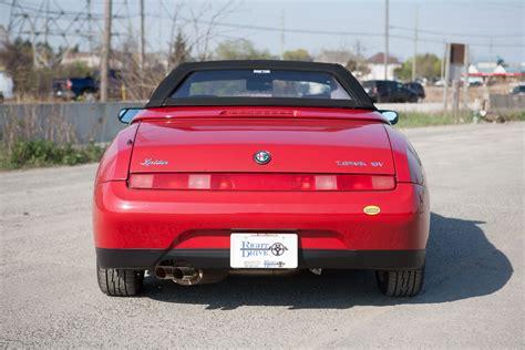 Alfa Romeo For Sale Usa by 1998 Alfa Romeo Spider For Sale Rightdrive Usa