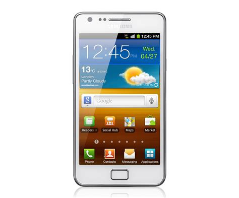 t mobile android phones samsung galaxy s ii high end android pda phone t mobile