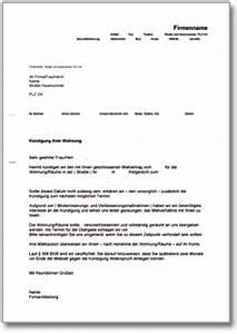 Kündigungsschreiben Wohnung Mieter : k ndigung mietvertrag fristgem vermieter de ~ Lizthompson.info Haus und Dekorationen