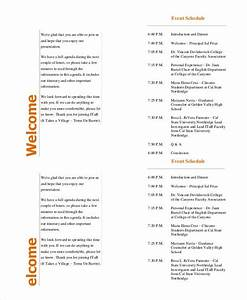 event program template 37 free sample example format With program templates for events