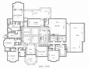 Arizona, House, Plans, Southwest, House, Plans, Home, Plans