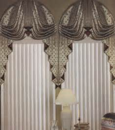 arched window treatment ideas better homes and gardens