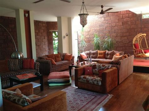 Indradev Babu's Laterite House Ornate Fireplace Great Wolf Lodge Loft Suite Pizza Oven And Wood Burning Stove Insert Total Fireplaces Silver Screens Outdoor Patio Gas Dante Key