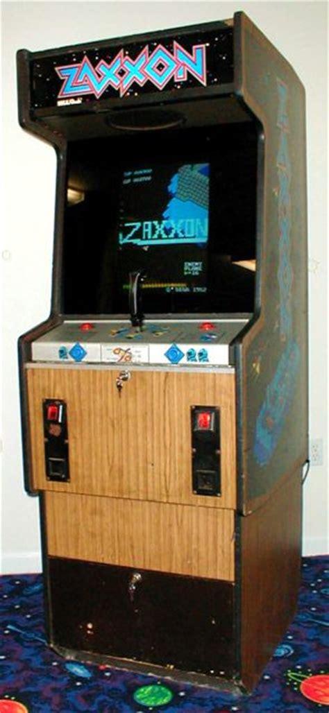 Zaxxon Classic Arcade Cabinetrepin Bypinterest For