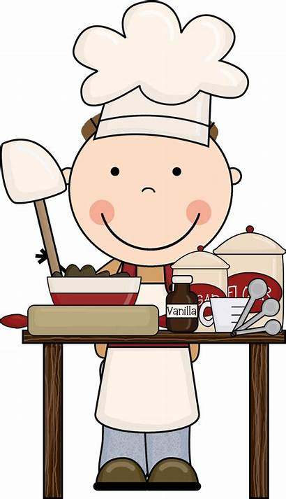 Clip Baking Clipart Cooking Class Clipartion
