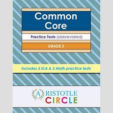 Common Core Grade 3 Practice Tests New