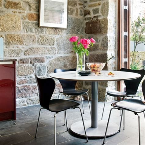 country kitchen table modern country kitchen diner dining room designs Modern