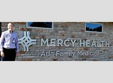 Mercy HealthAda Family Medicine now open Dr Hageman