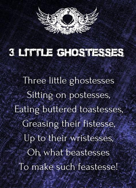 top  halloween love poems  rhyme  scary