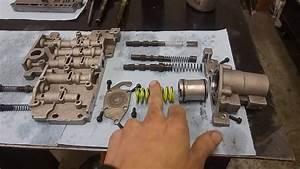 Cummins 47re Manual Valve Body Build
