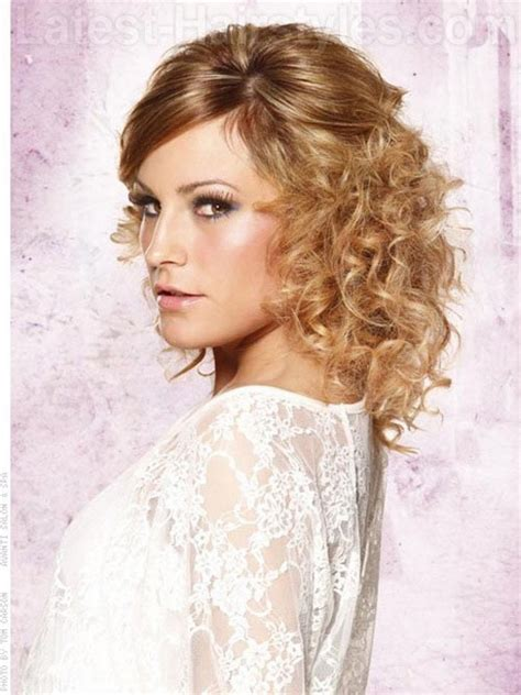 Curls Hairstyles by Different Hairstyles For Curly Hair