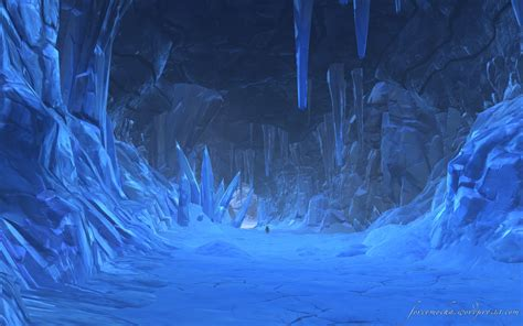 Ice Cave Wallpaper Iphone