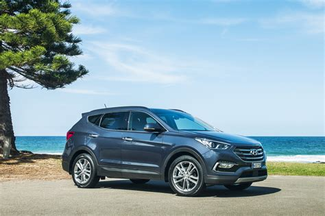 Hyundai Santa Fe Picture by 2016 Hyundai Santa Fe Review Photos Caradvice