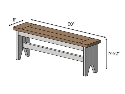 wood table legs home depot diy farmhouse bench free plans rogue engineer