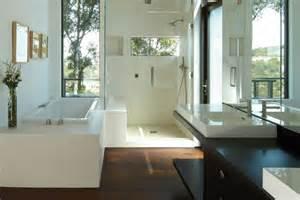 bad mit holz modernes bad mit holz 27 ideen für möbel boden wand decke