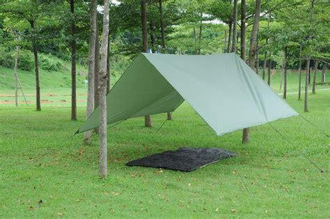 Tarp And Hammock by 10x10ft Rip Stop Hammock Fly Waterproof Tent Tarp
