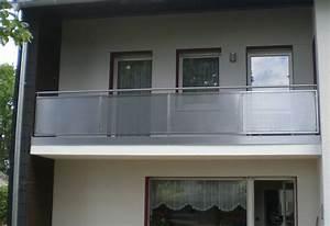 Glas Balkongeländer Rahmenlos : deckenleuchten glas zapfen treppe balkongel nder modern ~ Frokenaadalensverden.com Haus und Dekorationen