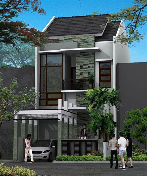desain rumah  lantai etnik arsihome