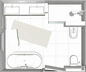 Plan Salle De Bain 4m2 : r sultat de recherche d 39 images pour plan salle de bain ~ Nature-et-papiers.com Idées de Décoration