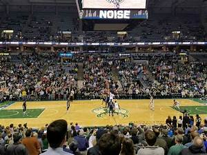 Bmo Harris Bradley Center Home Of Milwaukee Bucks