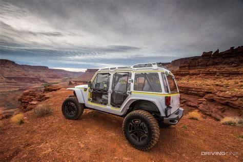 jeep safari concept 10 rumors about the 2018 jl we hope are true drivingline