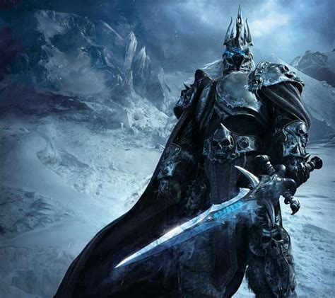 World Of Warcraft Wallpaper Hd Anyone Know Of A Quot Not Arthas Lich King Quot Miniature Forum Dakkadakka