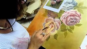 stage de peinture decorative chez loisirs et techniques 74 With peinture sur bois technique