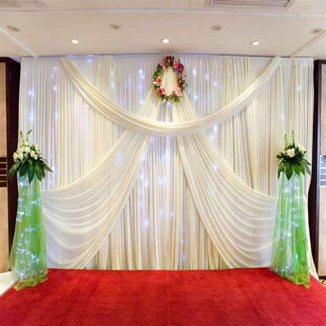 aliexpress buy wedding decoration 1 5 10m wedding