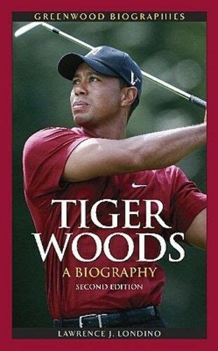 Tiger Woods: A Biography by Lawrence Londino: New   eBay