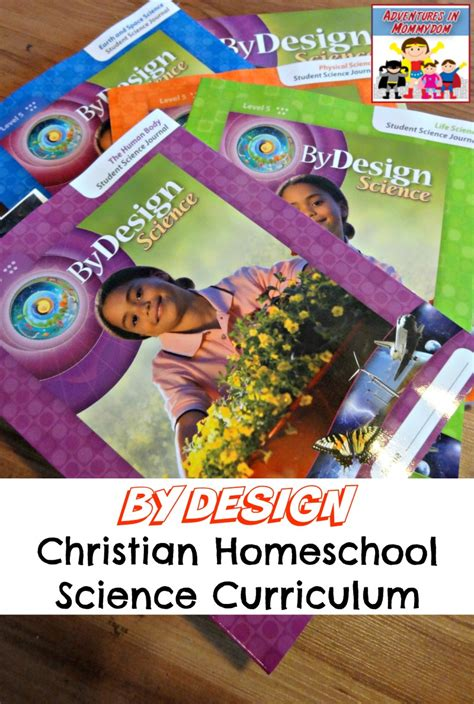 by design christian homeschool science curriculum 290 | By Design Christian homeschool science curriculum