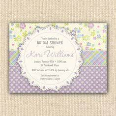 free printable floral bridal shower invitation possible With wedding invitations printed and mailed for you