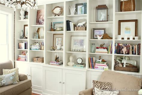 Styling Bookcases by Lessons Learned In Styling A Bookcase Finding Home Farms
