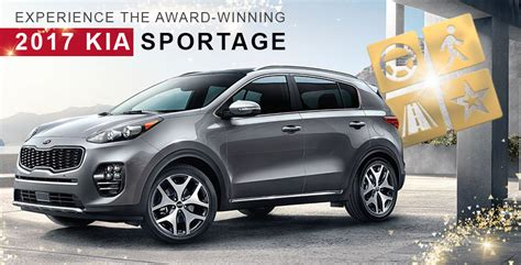 Crown Kia by Save On The Award Winning 2017 Kia Sportage Near Dublin Oh