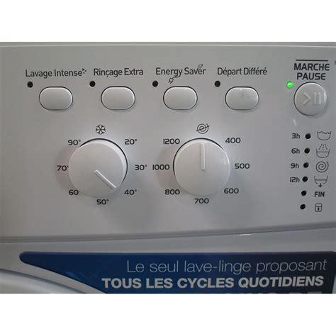 bac a detergent lave linge test indesit ewc61252w fr lave linge ufc que choisir