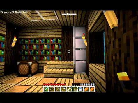 Minecraft Secret Bookcase Door by Bookcase Secret Passage Minecraft
